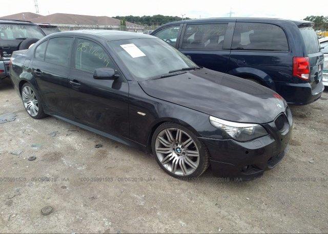 Inventory #818316093 2008 BMW 550