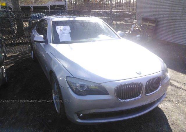 Inventory #539150665 2012 BMW 750