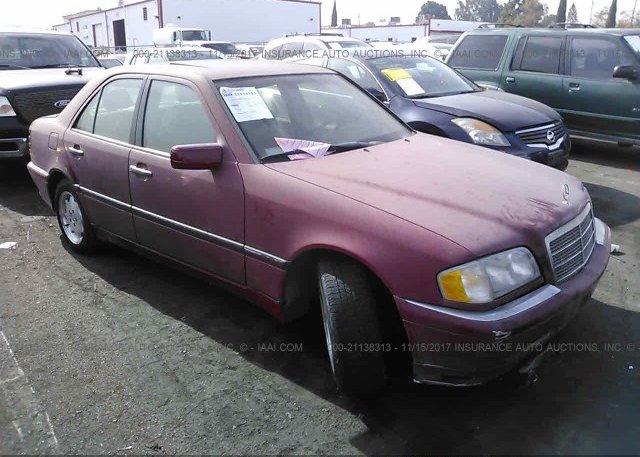 Inventory #584282486 1998 Mercedes-benz C