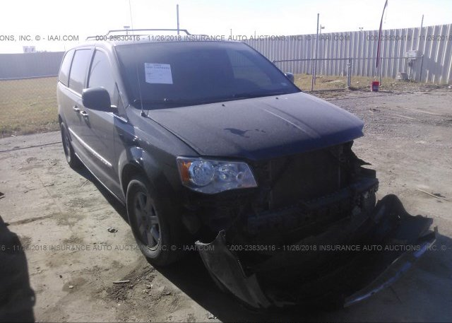 Inventory #873943056 2012 Chrysler TOWN & COUNTRY