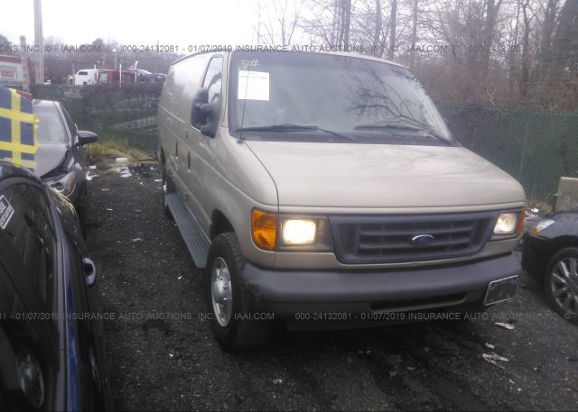 Inventory #402452602 2007 FORD ECONOLINE