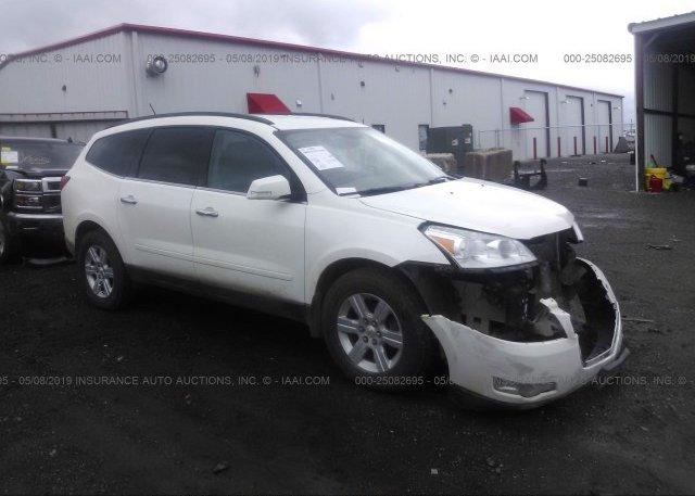 Inventory #157200560 2012 Chevrolet TRAVERSE