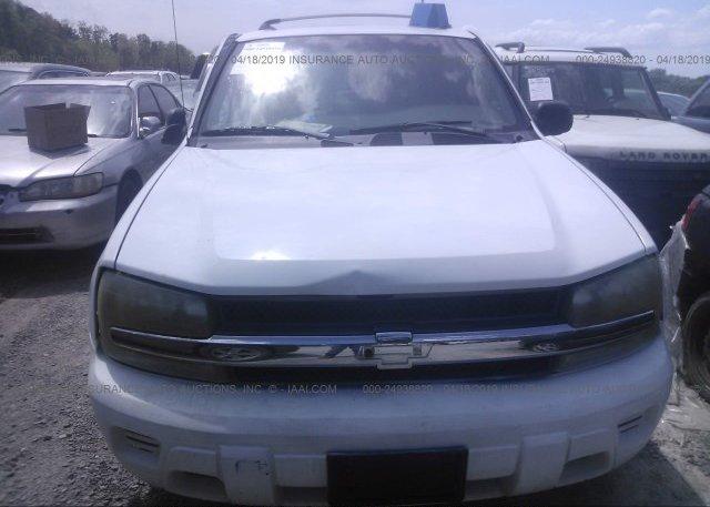 Inventory #780029503 2002 Chevrolet TRAILBLAZER
