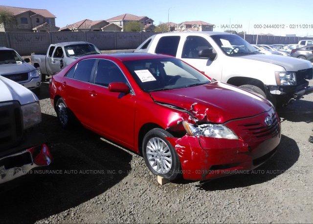 Inventory #556216137 2007 Toyota CAMRY NEW GENERAT