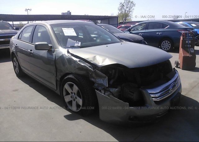 Inventory #234415584 2009 FORD FUSION