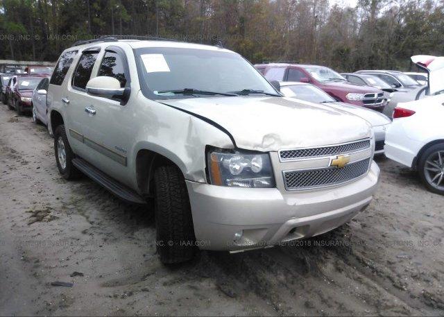 Inventory #706866166 2012 Chevrolet TAHOE