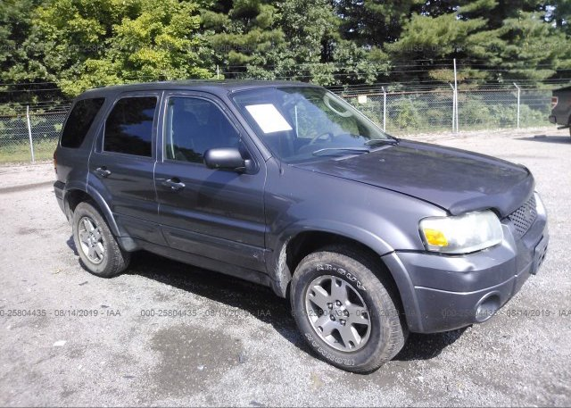 Inventory #795474998 2005 FORD ESCAPE