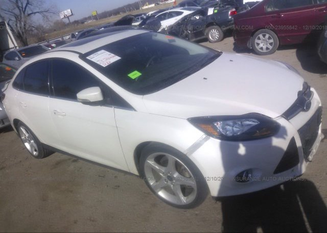 Inventory #194362327 2013 FORD FOCUS