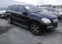 2012 Mercedes-benz GL