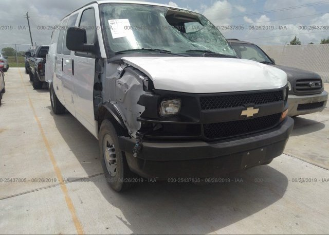 Inventory #992637774 2013 Chevrolet EXPRESS G2500