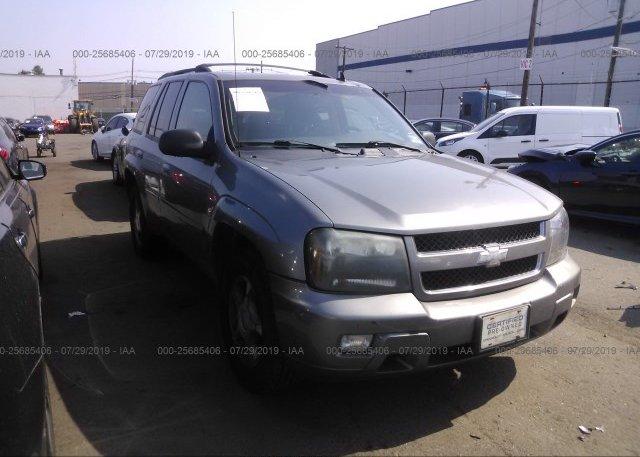 Inventory #456808478 2008 Chevrolet TRAILBLAZER