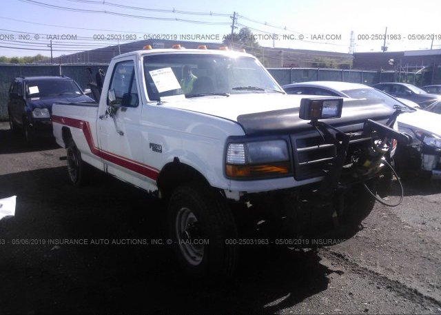 Inventory #873515629 1997 FORD F250