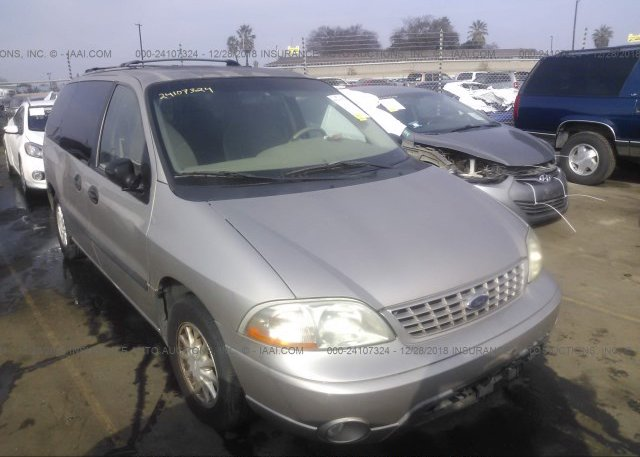 Inventory #116233762 2002 FORD WINDSTAR