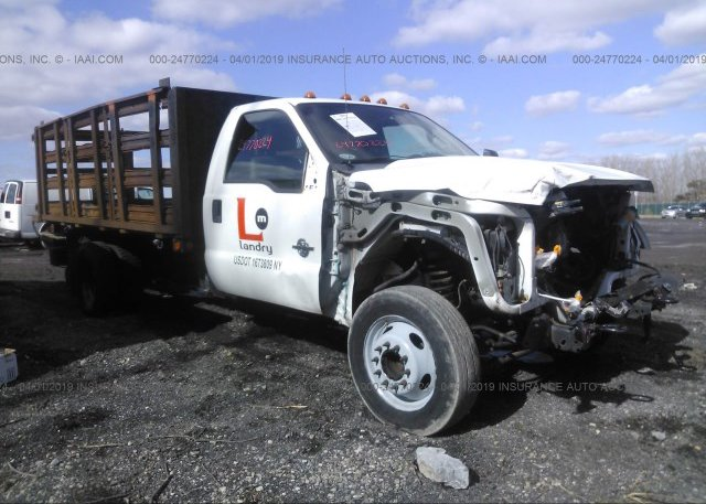 Inventory #224937899 2011 FORD F550