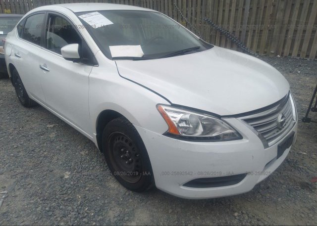 Inventory #513026683 2015 Nissan SENTRA