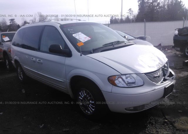 Inventory #620095675 2003 Chrysler TOWN & COUNTRY