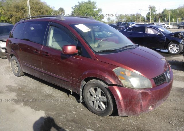 Inventory #473531872 2004 Nissan QUEST