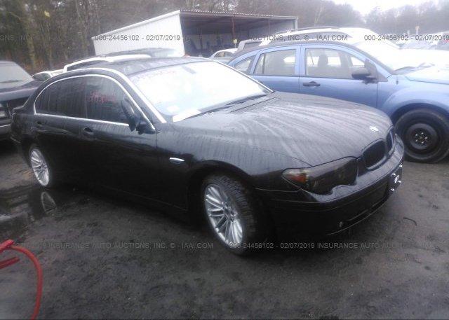 Inventory #557758808 2004 BMW 745