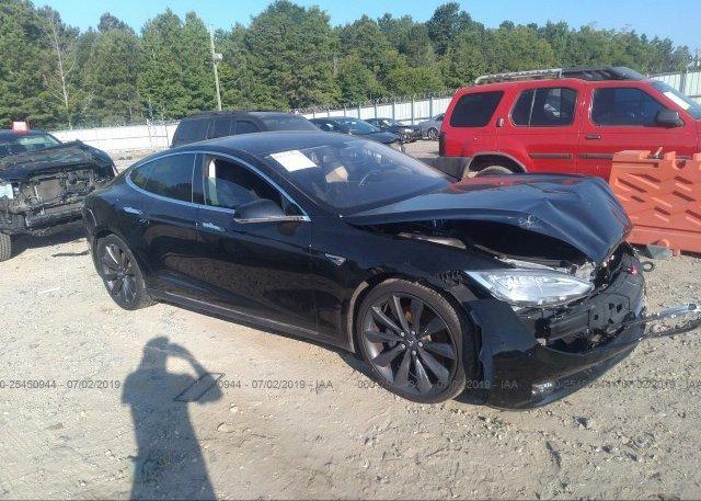 Inventory #504393808 2013 Tesla MODEL S