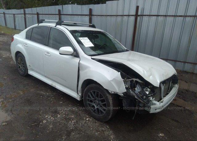 Inventory #769938110 2010 Subaru LEGACY