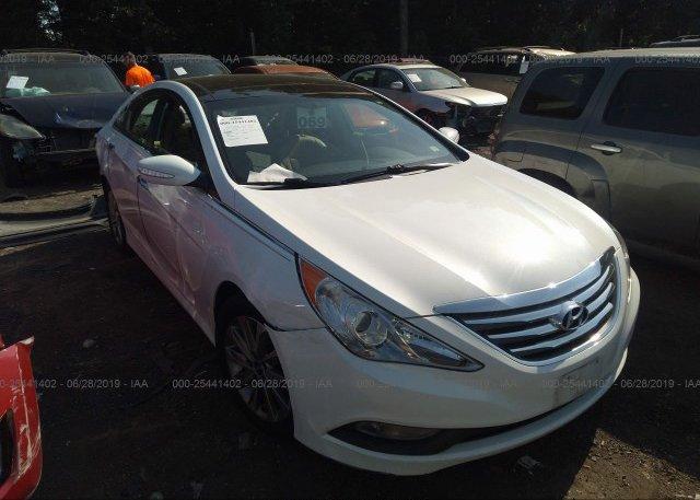 Inventory #420521673 2014 Hyundai SONATA