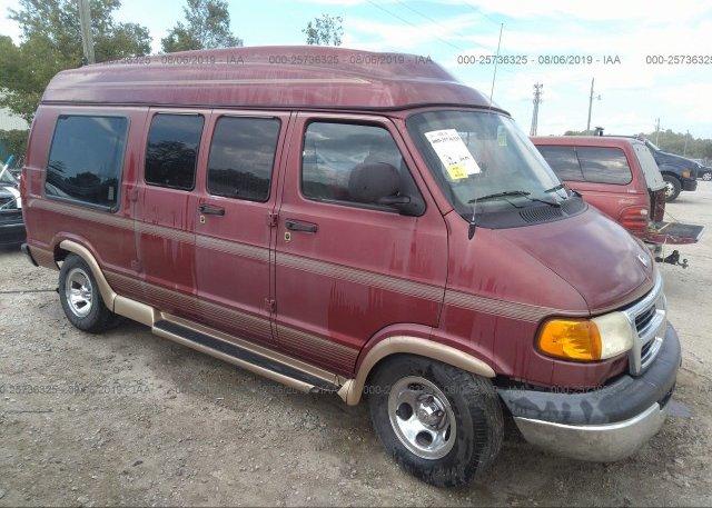 Inventory #982299607 1998 Dodge RAM VAN