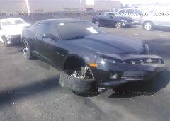 Salvage Camaro Chevrolet Car for Sale Online Auto Auction