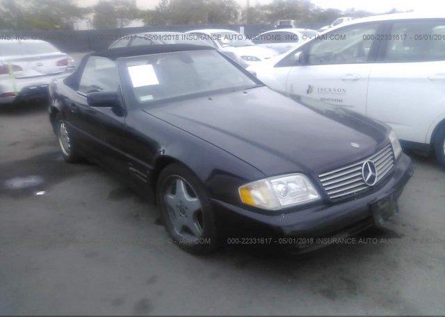 Inventory #357575854 1998 Mercedes-benz SL