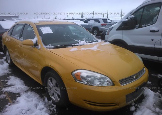 Inventory #910934356 2014 Chevrolet IMPALA LIMITED
