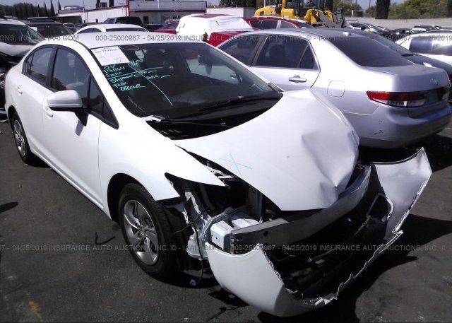 Inventory #618459103 2014 Honda CIVIC