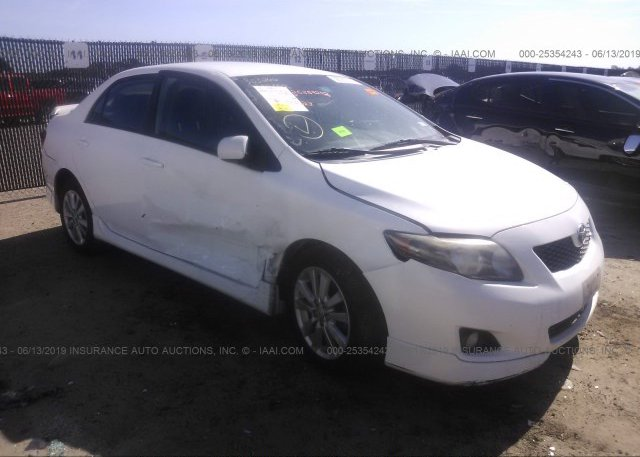 Inventory #262855274 2010 Toyota COROLLA