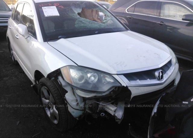 Inventory #186832466 2007 Acura RDX