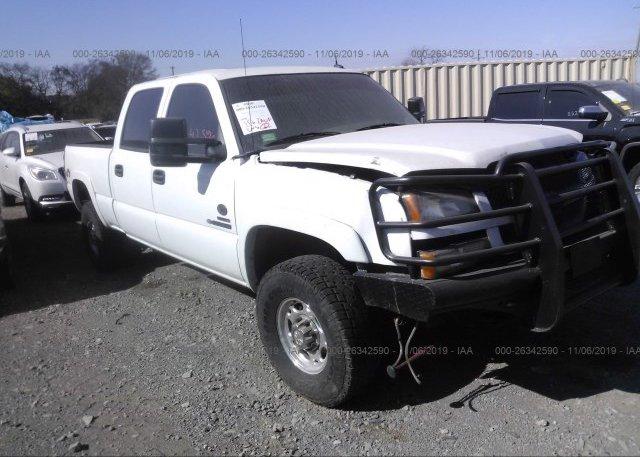 Inventory #835806617 2004 Chevrolet SILVERADO
