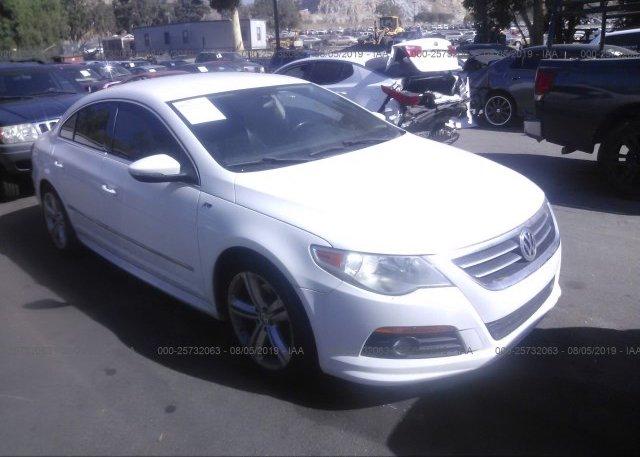 Inventory #210827726 2010 Volkswagen CC