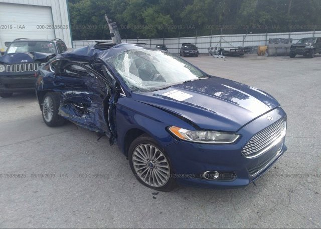 Inventory #470416061 2013 FORD FUSION