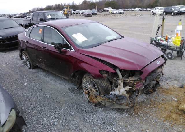 Inventory #890351620 2014 FORD FUSION
