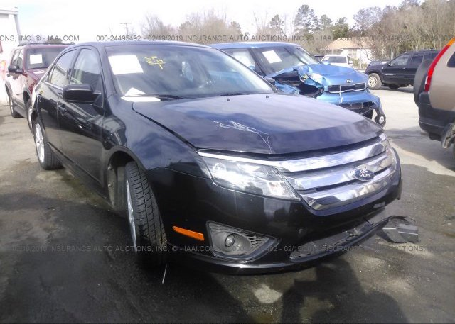 Inventory #269509776 2012 FORD FUSION