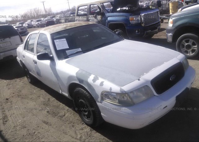 Inventory #653237864 2004 FORD CROWN VICTORIA