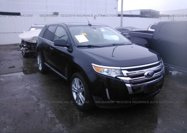 Inventory #632245935 2011 FORD EDGE