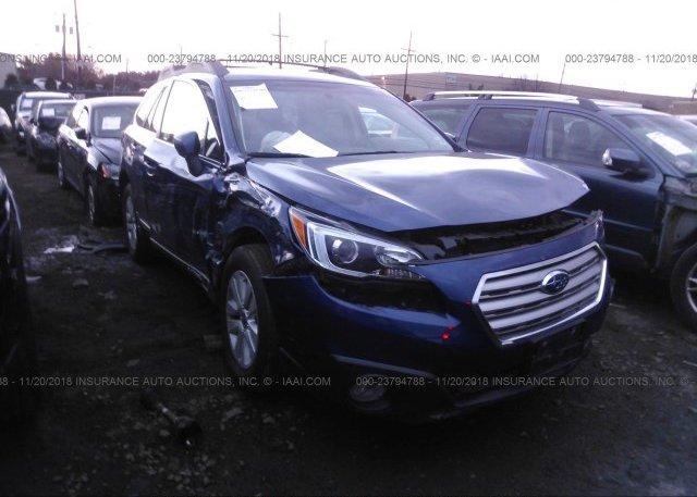 Inventory #474574641 2017 Subaru OUTBACK