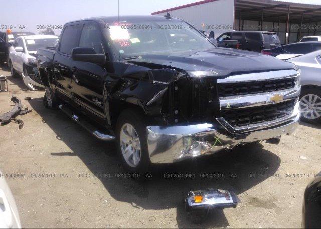 Inventory #607467517 2017 Chevrolet SILVERADO