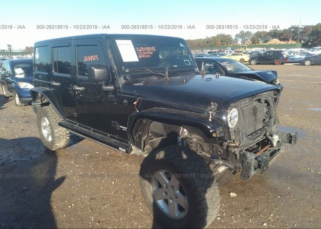 Inventory #551818700 2012 JEEP WRANGLER UNLIMITE