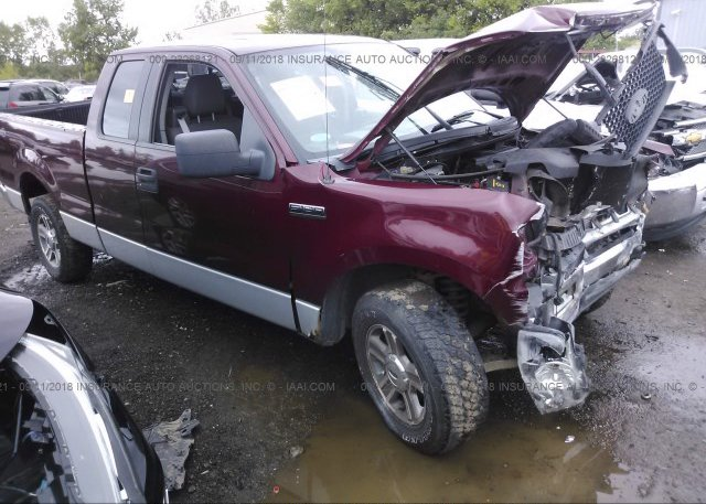 Inventory #721534736 2005 FORD F150
