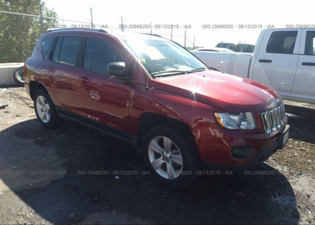 Inventory #212197691 2012 JEEP COMPASS