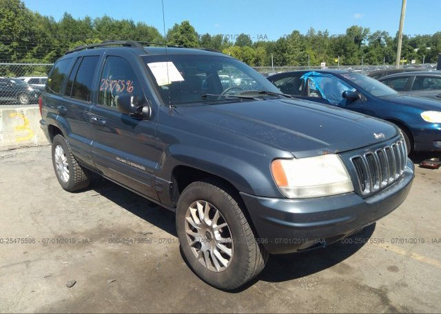 Inventory #417189055 2001 JEEP GRAND CHEROKEE
