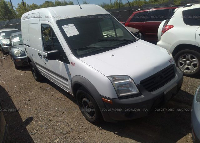 Inventory #186932921 2012 FORD TRANSIT CONNECT