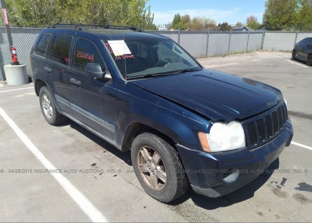 Inventory #155270996 2005 JEEP GRAND CHEROKEE