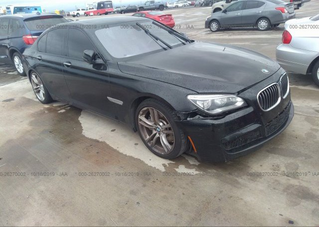 Inventory #407527220 2013 BMW 750