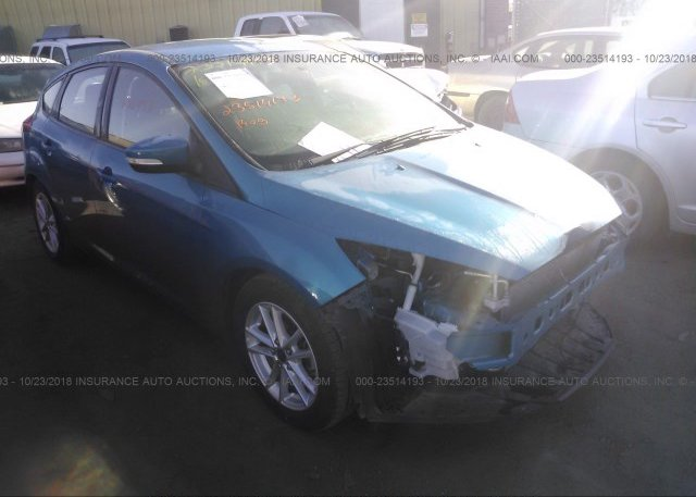 Inventory #450565357 2015 FORD FOCUS