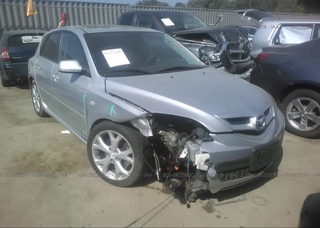 Inventory #387191243 2007 Mazda 3